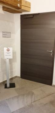 Eingang Tagungsraum 2