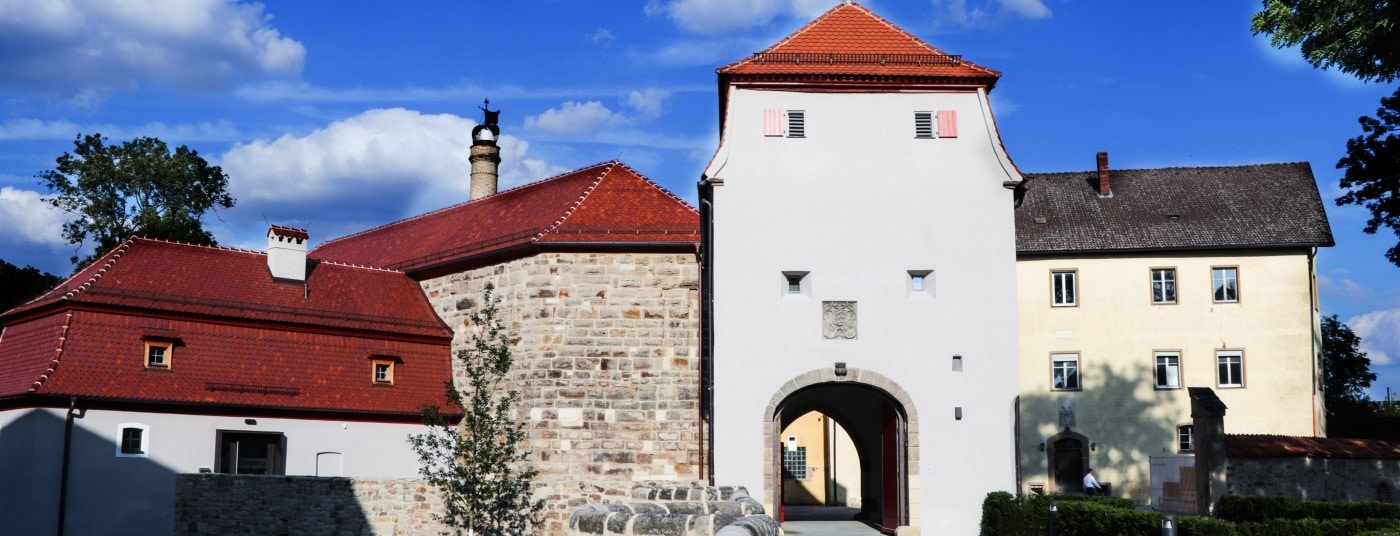 Gesamtes Schloss